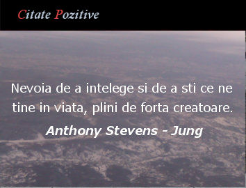 Anthony S.Jung Citate Pozitive