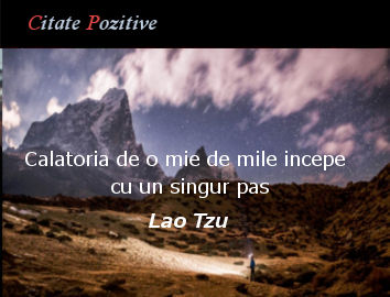 Lao Tzu Citate Pozitive