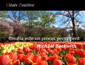 Michael Beckwith Citate Pozitive