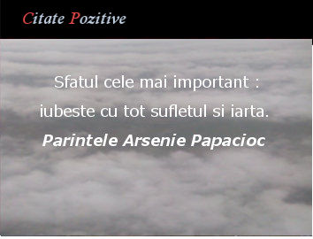 Papacioc Citate Pozitive